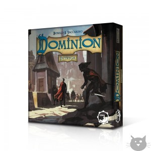 Dominion - Intryga